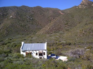 Wandern in Robertson Südafrika