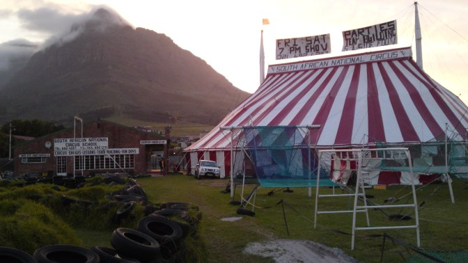 South African National Circus School1
