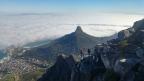 Adrenalin-Kick über den Wolken – Abseilen vom Tafelberg