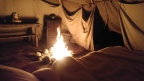 Eine Nacht bei Lagerfeuer in einem Tipi – auf einer Ranch in Kapstadt
