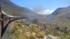 Mit Volldampf durch die Berge – mit der Lokomotive von Kapstadt nach Ceres