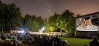 Kino unterm Sternenhimmel – im Outdoorkino im Botanischen Garten